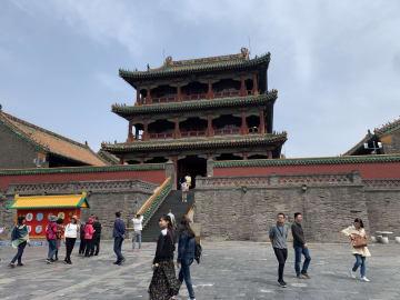 400年近い歴史持つ瀋陽故宮で国宝がブームに 遼寧省