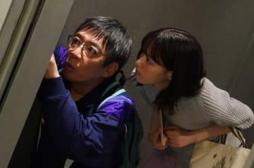 連続ドラマ「あなたの番です」第6話の一場面=日本テレビ提供