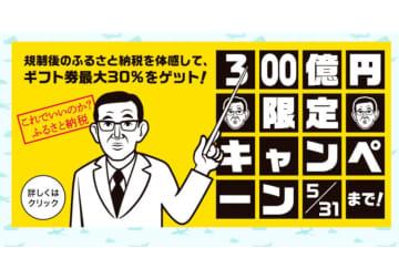 泉佐野市ふるさと納税特別サイト「さのちょく」より