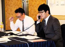 電話応対の基本やルールを実践的に身に付けたユーザ協会のマナー研修会
