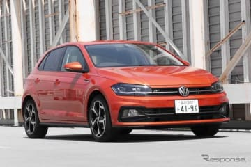 VW ポロ TSI R-Line
