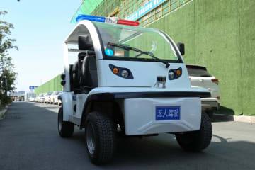 北京市海淀区に100平方キロの自動運転デモエリア建設へ