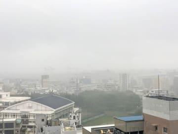 21日は強い雨や落雷の恐れがあります。お出かけのときは空模様に十分注意してください