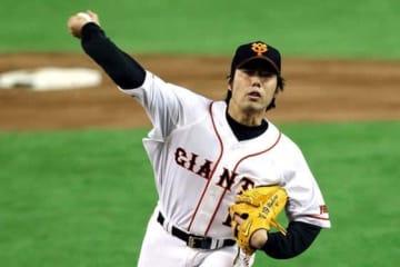 MLBと巨人で活躍した上原浩治【写真:Getty Images】