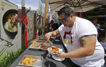 ロサンゼルスで「中国の味」グルメ体験イベント