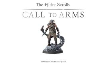 『The Elder Scrolls』の卓上ゲーム『The Elder Scrolls: Call to Arms』が発表!