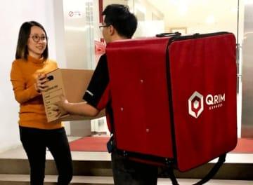 RCLは新ブランド「キリム・エクスプレス」として、個人宅への集荷・配送サービスを開始する(同社提供)