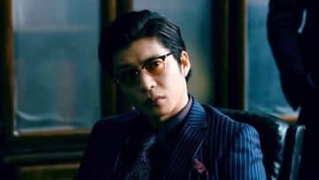 7月スタートの連続ドラマ「ドラマ24『Iターン』」で冷徹なインテリヤクザ役を演じる田中圭さん(C)「Iターン」製作委員