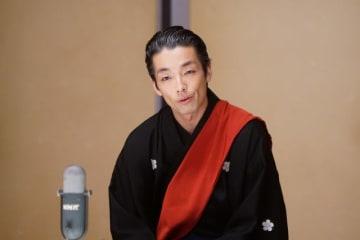 第19話で森山未來が演じた金原亭馬生 - (C)NHK