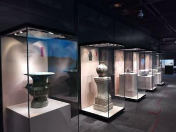 北京の市立公園、所蔵文化財を一堂に展示