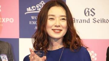 「第5回Women of Excellence Awards」の授賞式に出席した大塚寧々さん