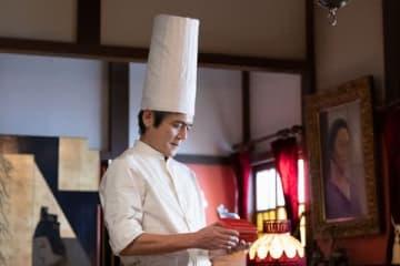 NHKの連続テレビ小説「なつぞら」で杉本平助を演じている陰山泰さん (C)NHK