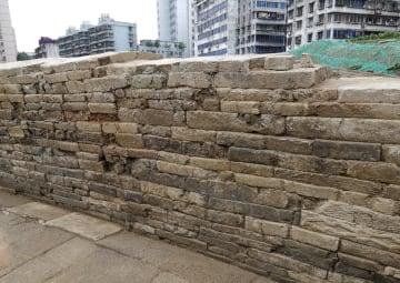 四川省成都市で唐時代の城壁見つかる