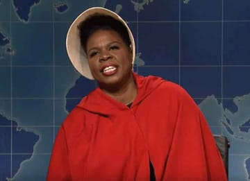 eslie Jones Wears 'Handmaid's Tale' Costume To Protest Alabama's Abortion Ban On 'SNL' [VIDEO]