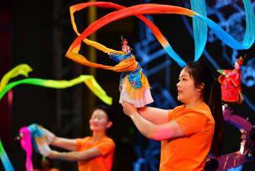「2019年晋江市文化観光節」開催 福建省