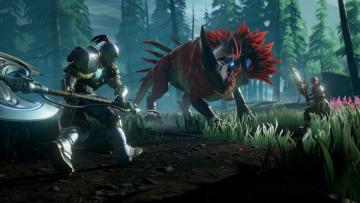 モンハン風Co-opアクションRPG『Dauntless』基本プレイ無料で正式サービスが開始!クロスプレイにも対応【UPDATE】