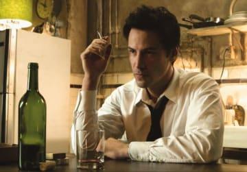 『コンスタンティン』(2005)のキアヌ・リーヴス 今でも全然演じられそう - Warner Bros. / Photofest / ゲッティ イメージズ