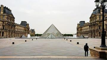 「サステナブル・ブランド国際会議パリ」は、ルーブル美術館地下の会場で開催された。