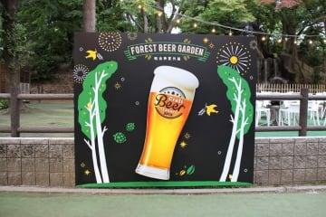 森のビアガーデン 神宮外苑 ビアガーデン ビアフェス 2019年 クラフトビール バーベキュー