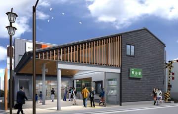 江ノ電長谷駅・鎌倉駅のリニューアル工事が始まります