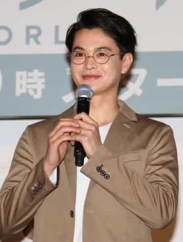 連続ドラマ「パーフェクトワールド」に出演している瀬戸康史さん