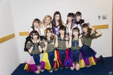 「NO GIRL NO CRY」のCD発売も決定!Poppin'Party×SILENT SIRENの対バンライブDAY2レポート