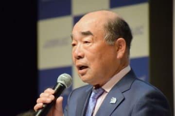 JASRACのいではく会長(2019年5月22日/弁護士ドットコム撮影/東京都)