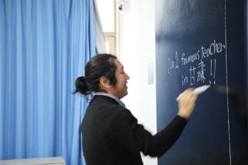 「敦煌の夢」が結んだ日本人教師と中国の縁