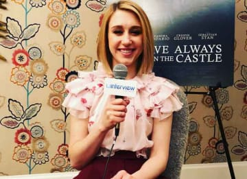 VIDEO EXCLUSIVE: Taissa Farmiga On 'We Have Always Lived In The Castle,' Part 1