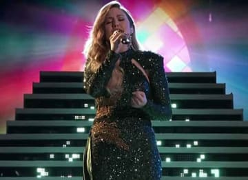 Maelyn Jarmon Crowned Winner Of 'The Voice' Season 16