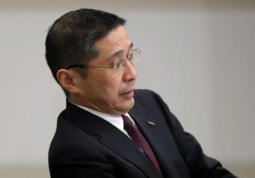 日産自動車・西川廣人社長兼CEO(写真:つのだよしお/アフロ)