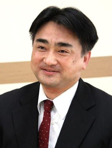「裁判員に配慮した上で、必要な場合には刺激証拠の採用も求める」と語る飯田公判部長
