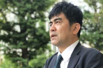 マンション管理士の宮路幸人税理士(2019年5月16日、税理士ドットコム撮影、東京都内)