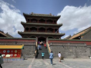 瀋陽故宮の鳳凰楼 約30年を経て楼上を再公開