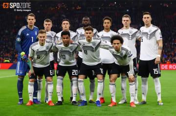 ドイツ代表が招集メンバーを発表