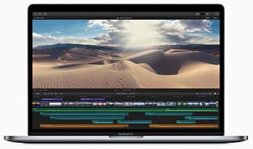 新たに8コアプロセッサを備えた15インチMacBook Pro