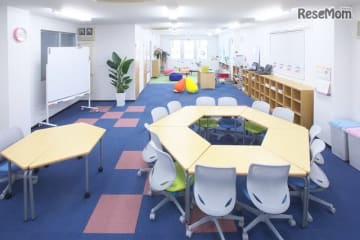 こどもクリエ塾は、学び、遊び、生活の場を提供する