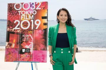 章子怡さん、東京国際映画祭の審査委員長に