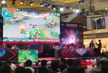 KDDI, Sumitomo jointly enter Myanmar mobile game m... 画像