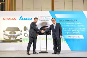 (Photo coutesy of Nissan Motor (Thailand) Co.)