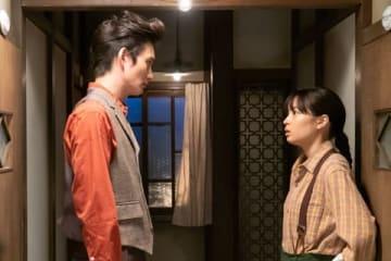 NHK連続テレビ小説「なつぞら」第47回の一場面(C)NHK