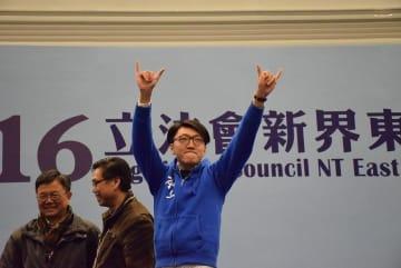 Edward Leung. Photo: Wikimedia Commons/VOA/Iris Tong.
