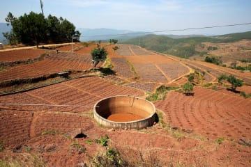 雲南省で干ばつ深刻化 各地に赤色警報発令