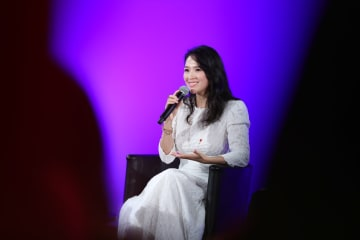 章子怡さん、カンヌ国際映画祭のマスタークラスに登場