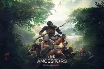 人類の進化の足跡を辿る『Ancestors: The Humankind Odyssey』のPC版が8月27日に発売決定