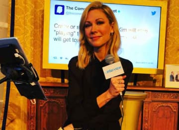 VIDEO EXCLUSIVE: 'The Daily Show' Correspondent Desi Lydic On Trump's Tweets, Melania & 2020 Election