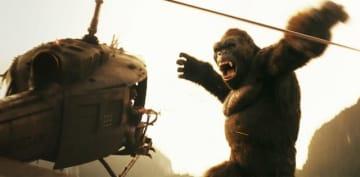 映画『キングコング:髑髏島の巨神』場面カット - (C) Warner Bros. Entertainment Inc.
