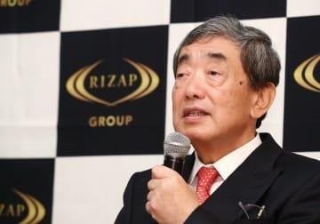 6月にライザップ取締役を退任する松本晃氏(写真:東洋経済/アフロ)