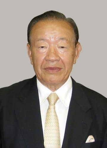 野呂田元防衛庁長官が死去 89歳、郵政民営化に反対 画像