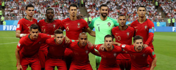 【代表】ポルトガルがNL決勝トーナメントに臨む招集メンバー発表!C・ロナウドに19歳フェリックスが選... 画像